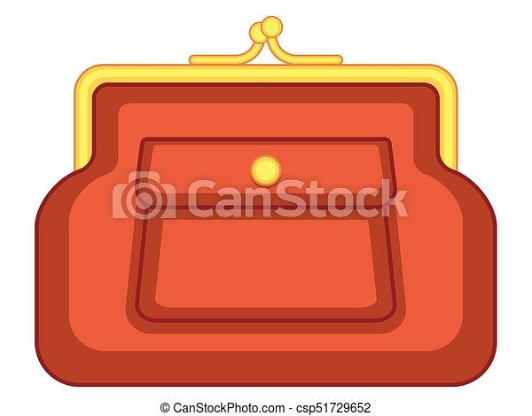 change purse vector clipart eps images 1 568 change purse clip art rh canstockphoto com Pocketbook Clip Art Empty Wallet Clip Art