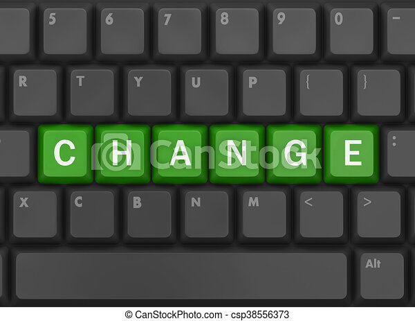 changement - csp38556373