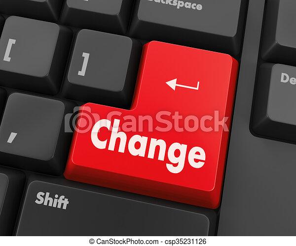 changement - csp35231126