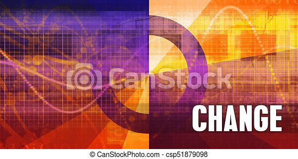 changement - csp51879098