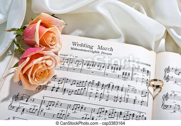 chanson de mariage