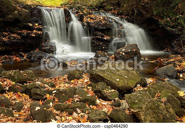 Chapel Falls - csp0464290