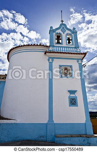 Chapel of Nossa Senhora da Conceica - csp17550489