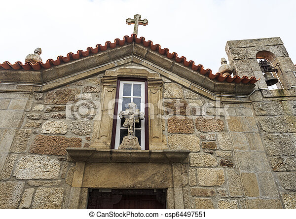 Chapel of Our Lord of the Steps - csp64497551