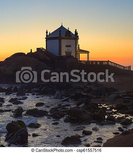 Chapel Senhor da Pedra, Porto - csp61557516