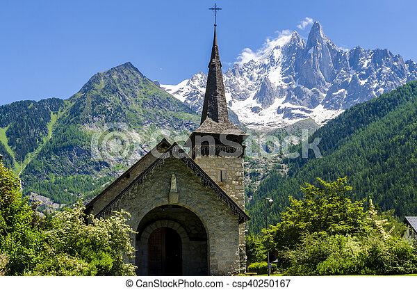 Chapel - csp40250167