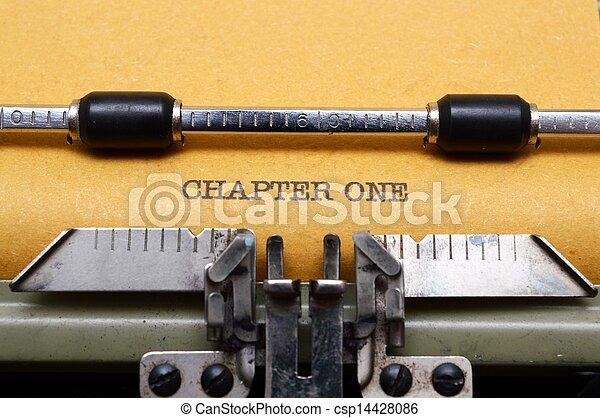 chapitre, une - csp14428086