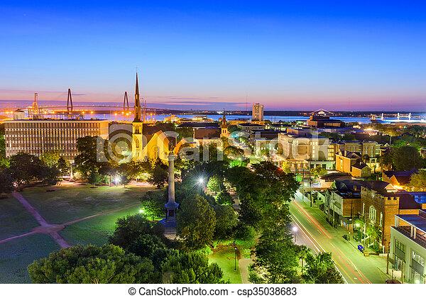 Charleston, South Carolina - csp35038683