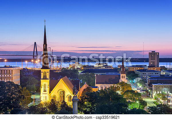 Charleston, South Carolina - csp33519621
