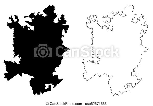 Charlotte city map. Charlotte city ( united states cities, united ...