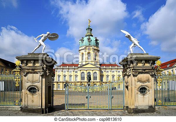 charlottenburg palast - csp9813610
