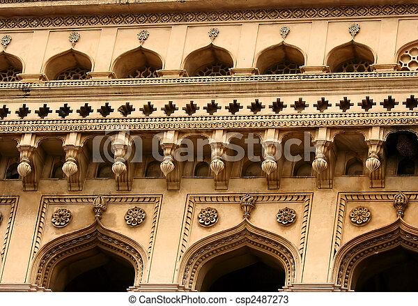 Charminar Architecture - csp2487273
