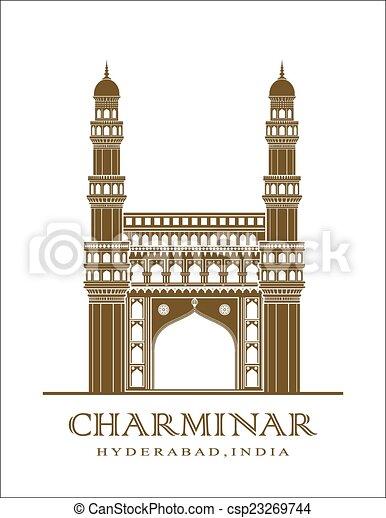 Charminar - csp23269744