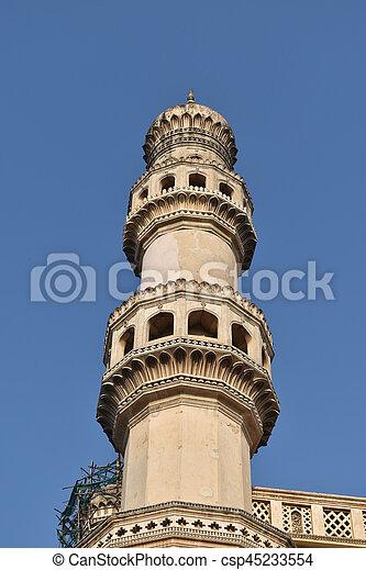 Charminar Hyderabad Telengana - csp45233554