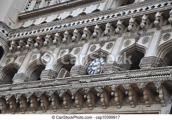 Charminar in Hyderabad - csp10399917