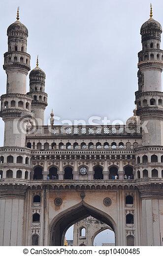 Charminar in Hyderabad - csp10400485