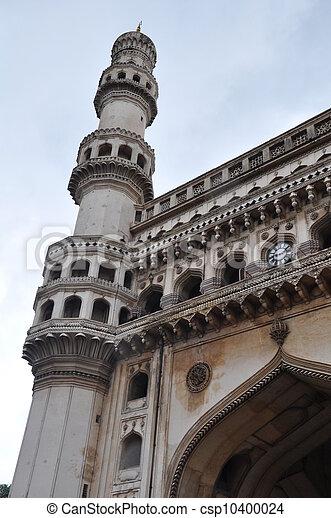 Charminar in Hyderabad - csp10400024