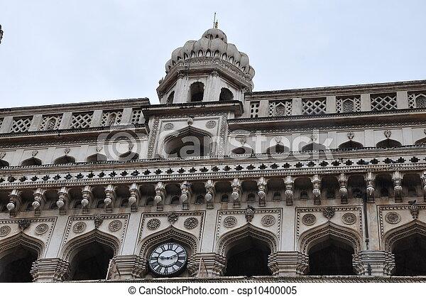 Charminar in Hyderabad - csp10400005