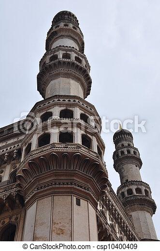 Charminar in Hyderabad - csp10400409