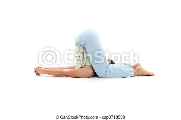 charrue pose halasana charrue pratiquer sportif pose
