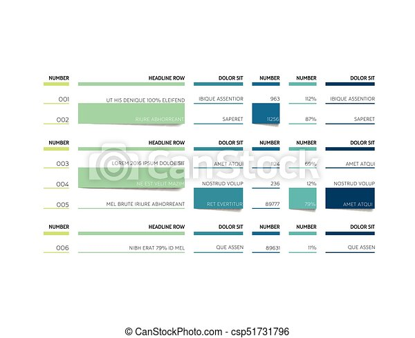 Chart graph table schedule tab planner infographic design chart graph table schedule tab planner infographic design template vector ccuart Image collections