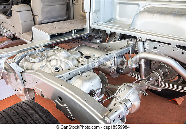 Chassis Car - csp18359984