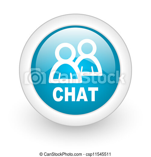 chat icon - csp11545511