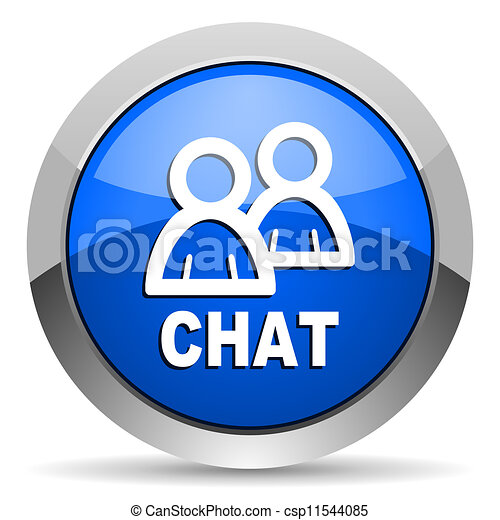 chat icon - csp11544085