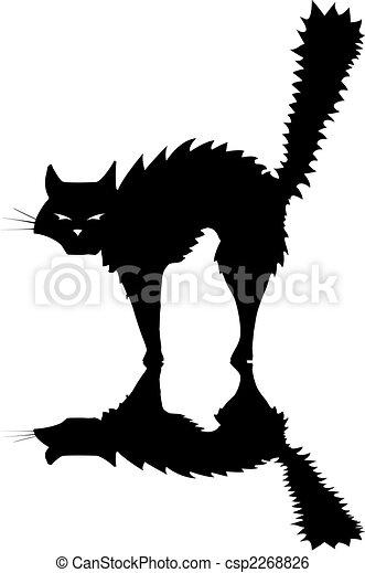 chat noir - csp2268826