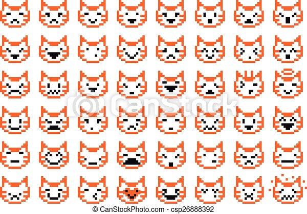 Chat Pixel Faces