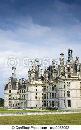 Chateau Chambord - csp2953092