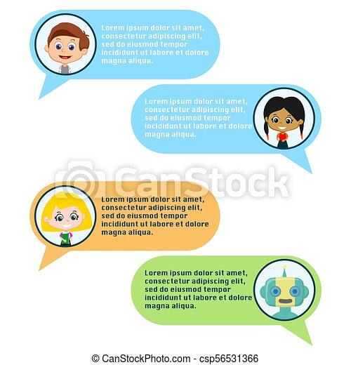 chating, chatbot, użytkownicy - csp56531366