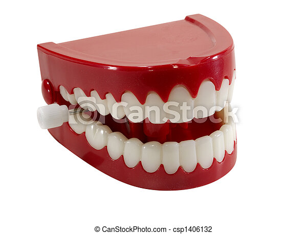 Chatter Teeth - csp1406132