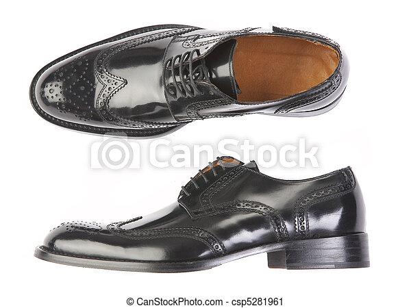 chaussure, homme - csp5281961