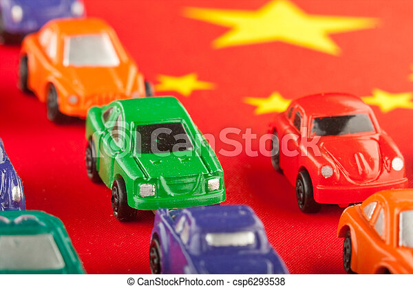 Cheap Chinese car imports (2) - csp6293538
