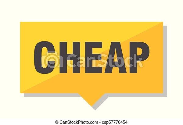 cheap price tag - csp57770454