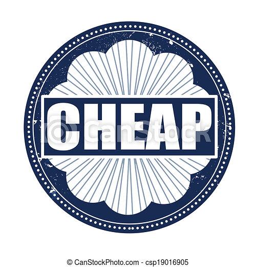 cheap stamp - csp19016905