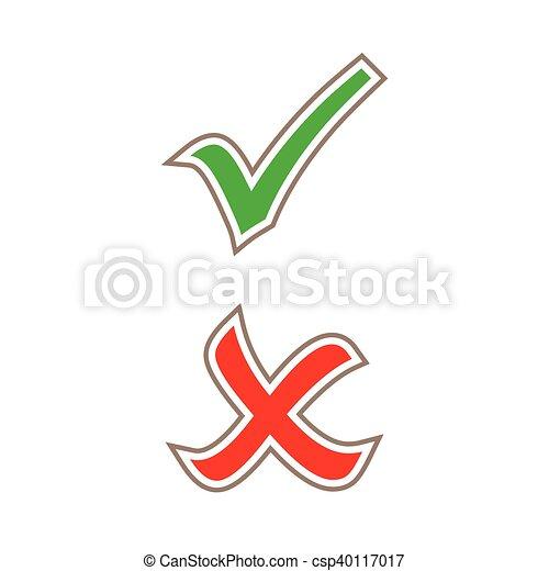 check mark icon - csp40117017