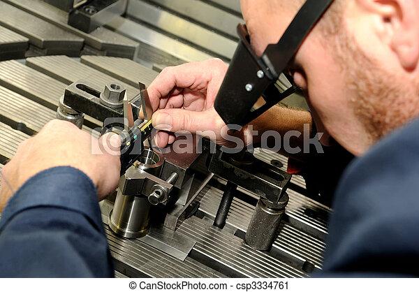 Check measurment by caliper - csp3334761