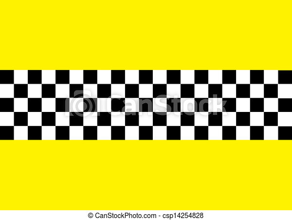checkerboard pattern with a yellow border clip art search rh canstockphoto com  checkerboard frame clipart
