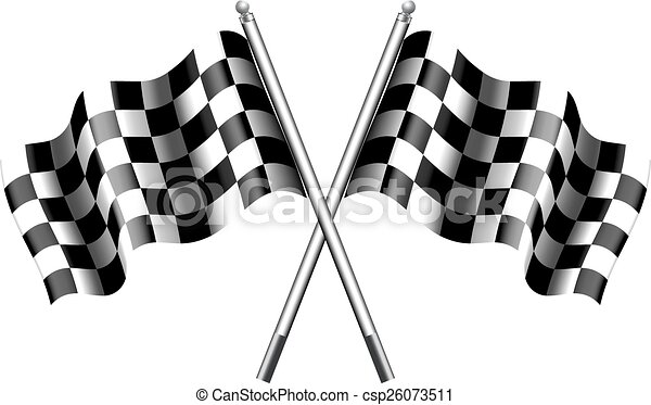 Checkered Flag - Chequered Flags - csp26073511