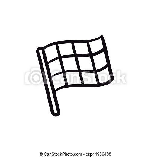 checkered flag sketch icon checkered flag vector sketch tractor tire track clipart tire tracks clip art free
