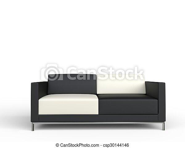 Checkered Sofa   Csp30144146