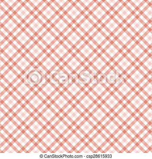 checkered table cloth background - csp28615933