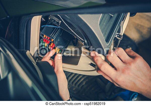 Checking Car Fuses - csp51982019