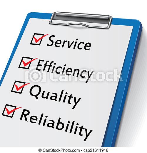 checklist clipboard csp21611916