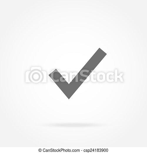 Un icono de marca - csp24183900
