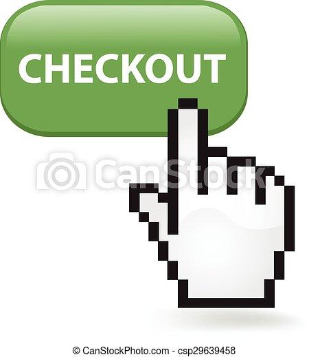 Checkout Button - csp29639458