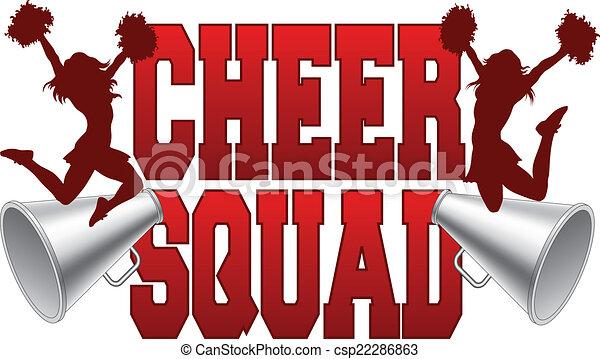 cheer, squad - csp22286863