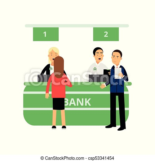 how to become a bank employee